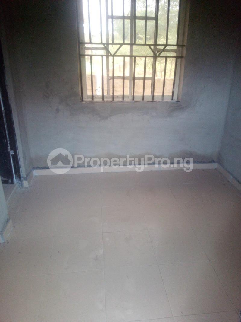 1 bedroom mini flat  Self Contain Flat / Apartment for rent Tanke Tipper Garage Ilorin Kwara - 0