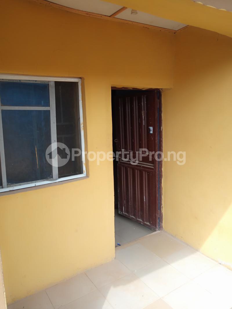 1 bedroom mini flat  Self Contain Flat / Apartment for rent Onigbodogi, Apete Ibadan Ajibode Ibadan Oyo - 0
