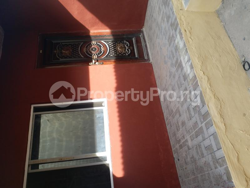 1 bedroom mini flat  Studio Apartment Flat / Apartment for rent ELEHA MUIBI STREET Igbogbo Ikorodu Lagos - 1