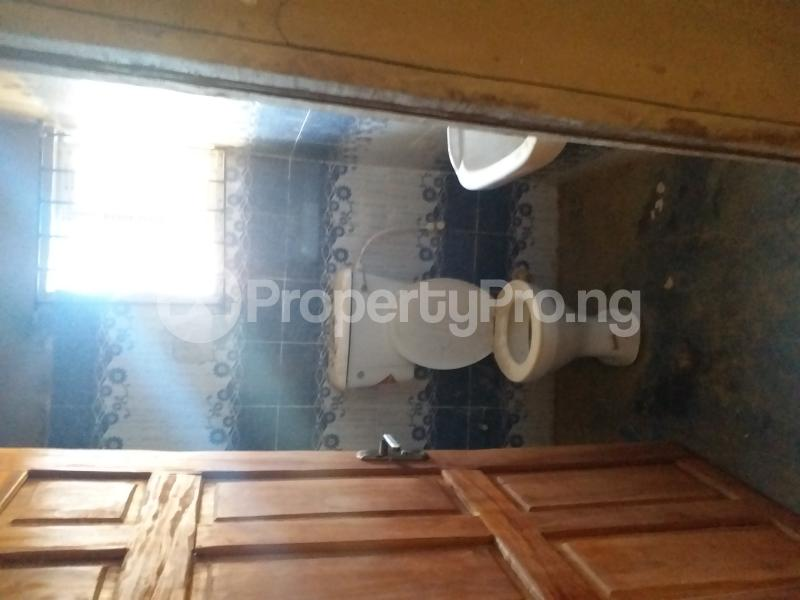 1 bedroom mini flat  Studio Apartment Flat / Apartment for rent ELEHA MUIBI STREET Igbogbo Ikorodu Lagos - 4