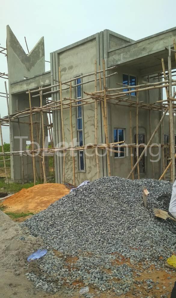Land for sale Roseberry Estate Ibeju Lekki Ibeju-Lekki Lagos - 1