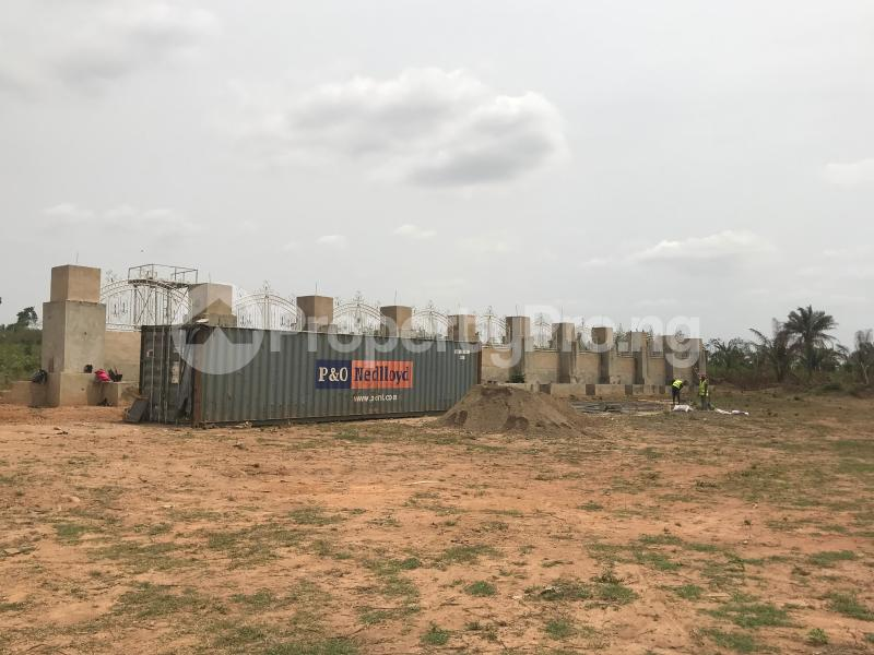 Residential Land Land for sale Apata Omi Adio Ibadan Oyo - 6