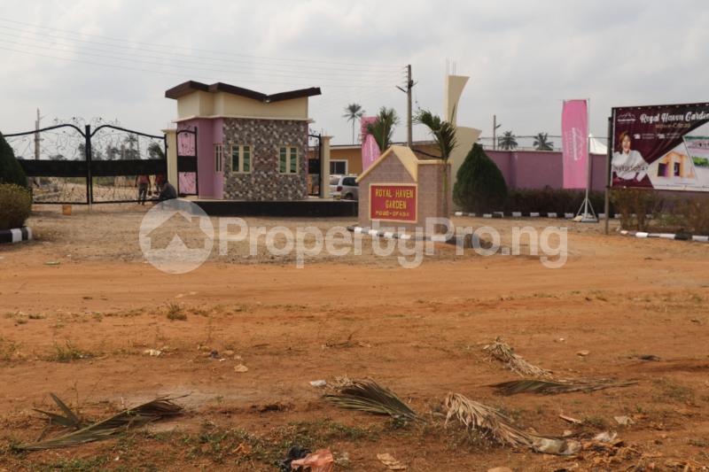 Residential Land Land for sale Orile Imo Mowe Obafemi Owode Ogun - 2