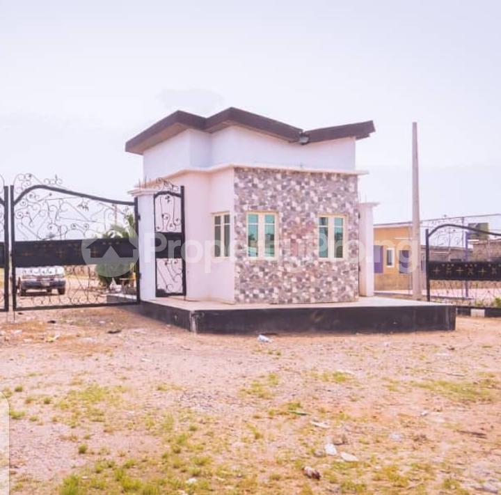 Residential Land for sale Mowe Obafemi Owode Ogun - 1
