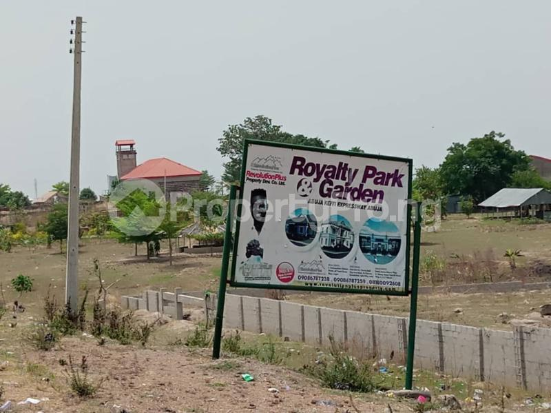 Residential Land Land for sale Abuja Mararaba Abuja - 1