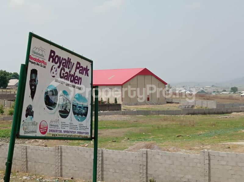 Residential Land Land for sale Abuja Mararaba Abuja - 4