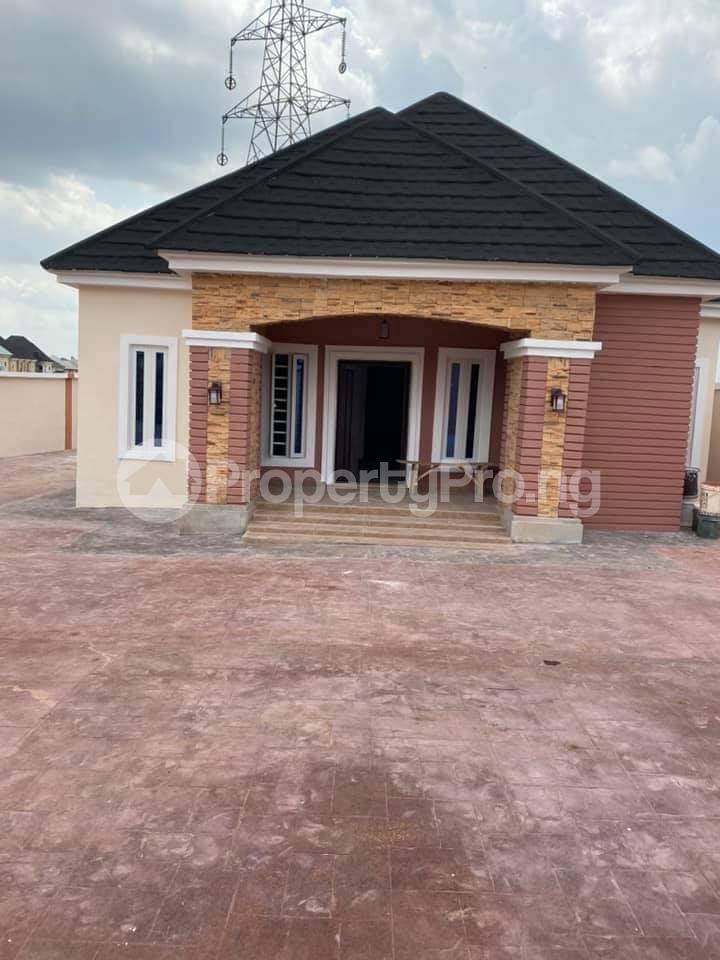 3 bedroom Detached Bungalow for sale Thinkers Corner Enugu Enugu - 0