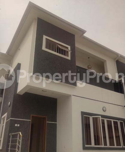 4 bedroom Semi Detached Duplex House for sale White Oak Estate,  Ologolo Lekki Lagos - 2