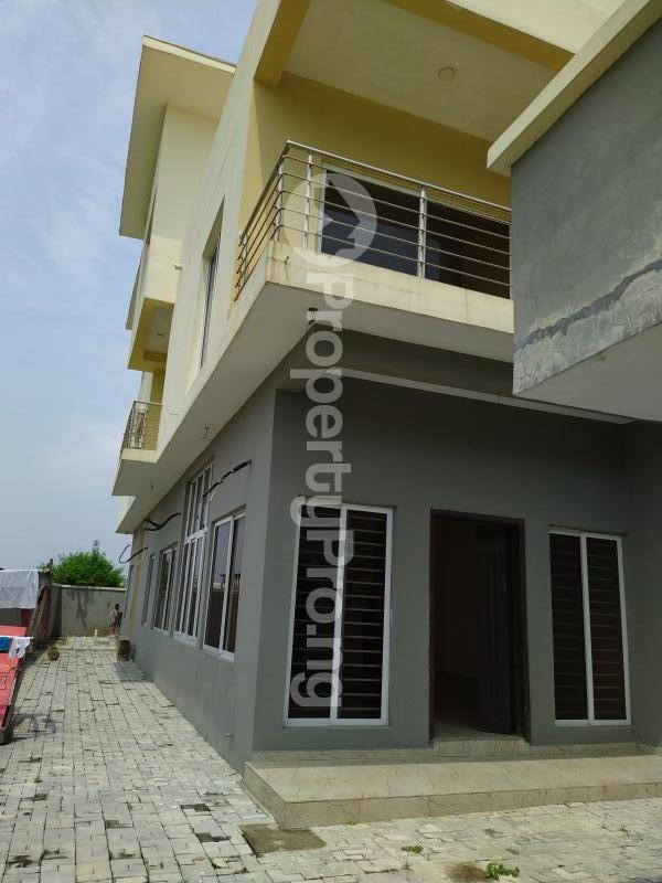 5 bedroom Semi Detached Duplex House for sale New Road Lekki Lagos Ikate Lekki Lagos - 1