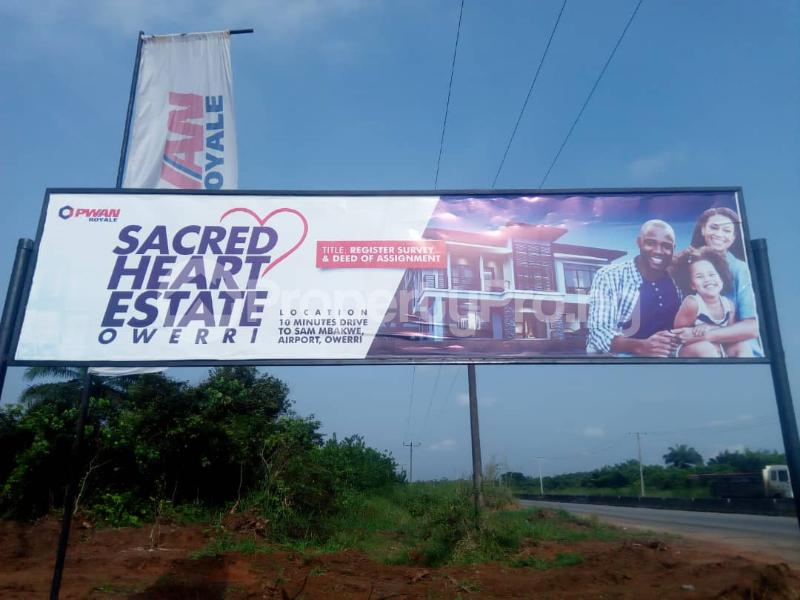 Mixed   Use Land Land for sale 10 Mins Drive From Sam Mbakwe Airport Owerri Imo - 10