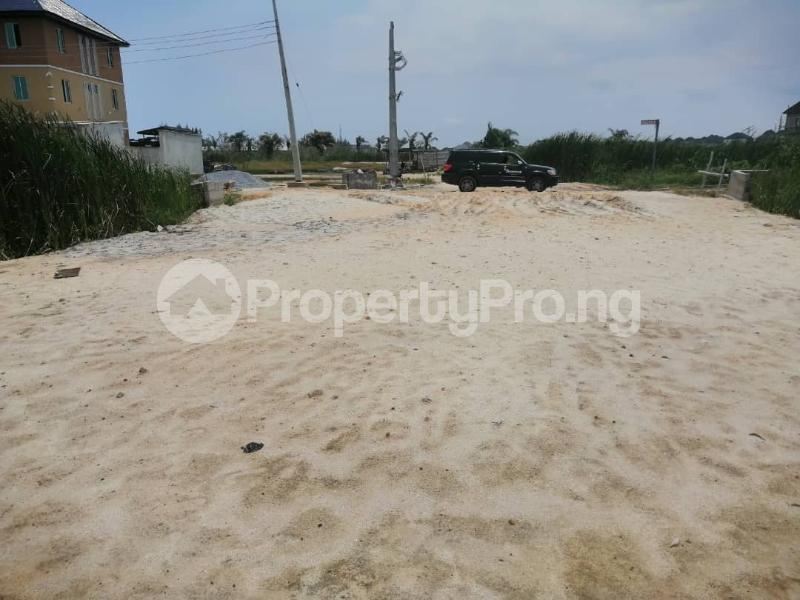 4 bedroom Residential Land Land for sale Off Mobil Road  Lekki Phase 2 Lekki Lagos - 4