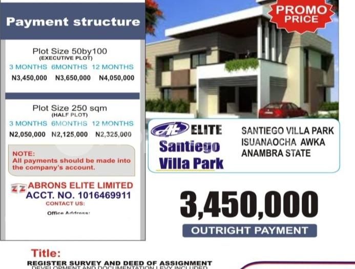 Residential Land for sale Isuaniocha Awka South Anambra - 2