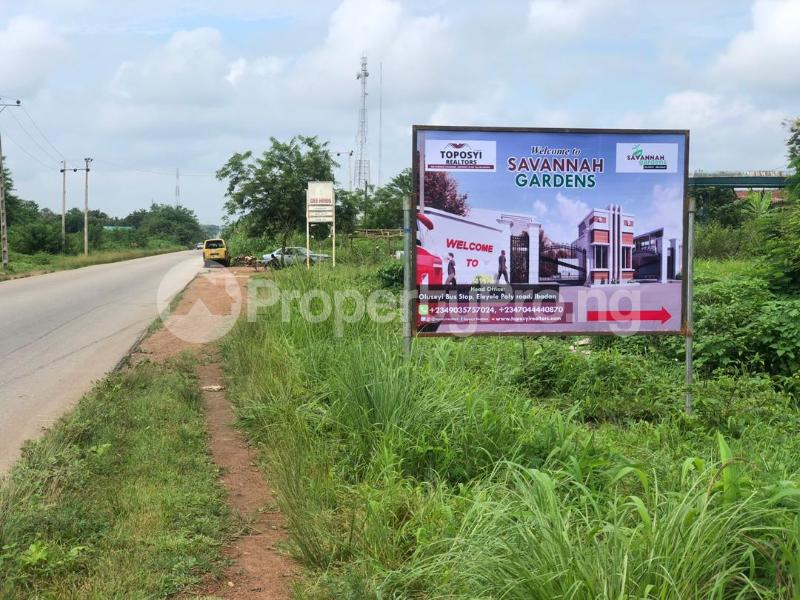 Residential Land Land for sale Olodo Oyo Oyo - 2