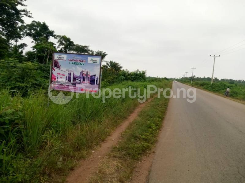 Residential Land Land for sale Olodo Oyo Oyo - 4