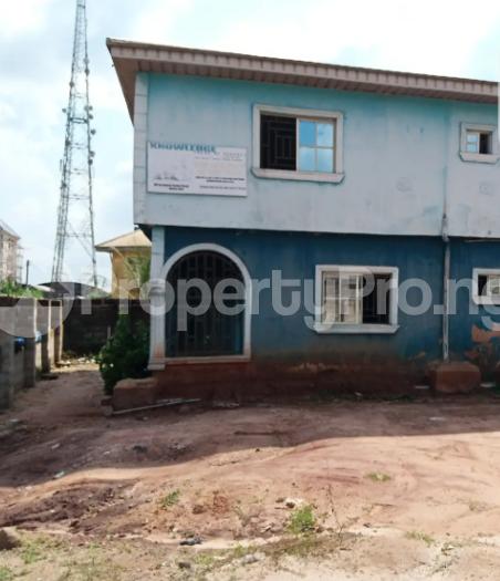 School Commercial Property for rent The Road Opposite Idumwuowina Primary School Oredo Edo - 1