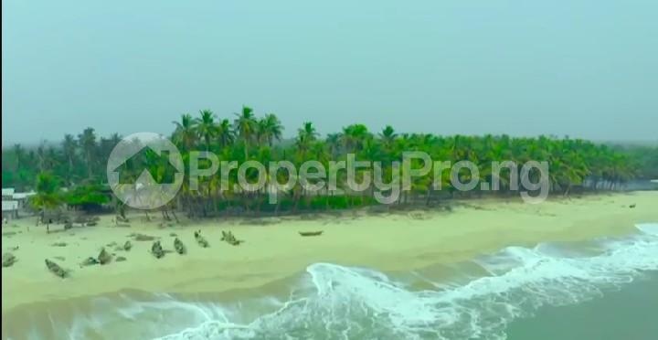 Land for sale Okun Mosan Free Trade Zone Free Trade Zone Ibeju-Lekki Lagos - 0