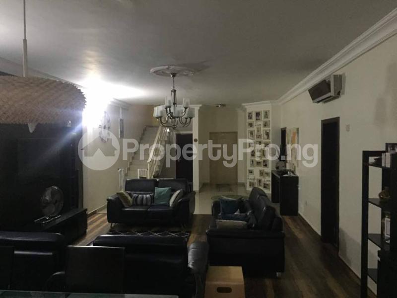 4 bedroom Semi Detached Duplex House for sale Friend's colony estate Agungi Lekki Lagos - 8