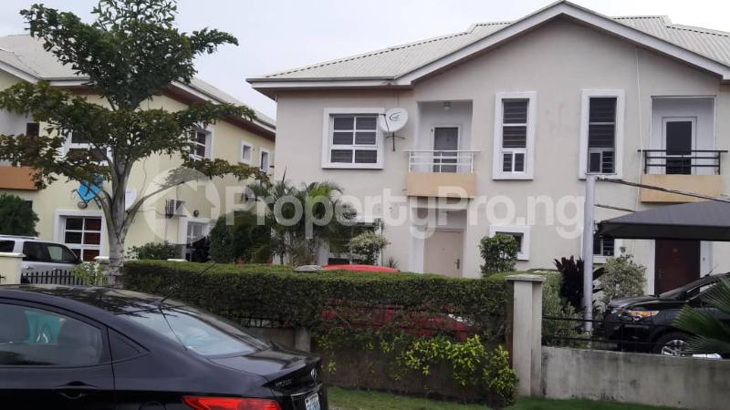 4 bedroom Semi Detached Duplex House for sale Friend's colony estate Agungi Lekki Lagos - 20