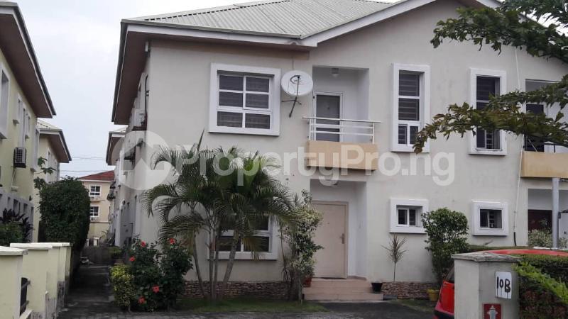 4 bedroom Semi Detached Duplex House for sale Friend's colony estate Agungi Lekki Lagos - 9
