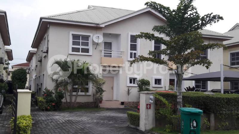 4 bedroom Semi Detached Duplex House for sale Friend's colony estate Agungi Lekki Lagos - 18