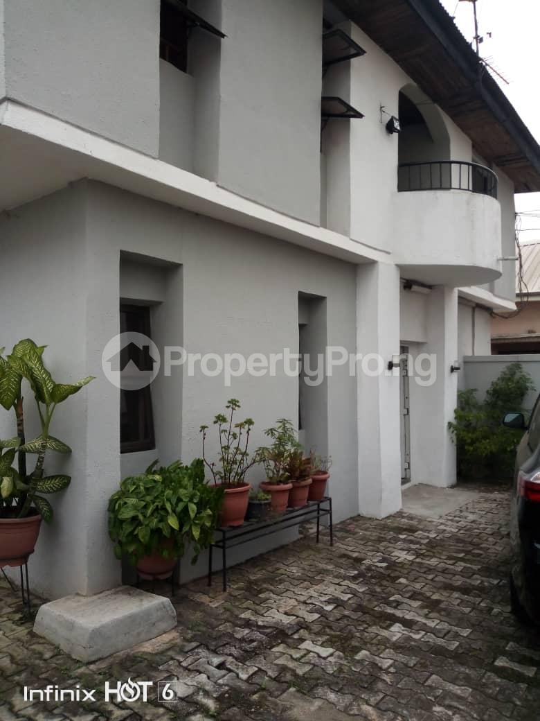 3 bedroom Flat / Apartment for rent Gbagada GRA Phase 2 Gbagada Lagos - 1