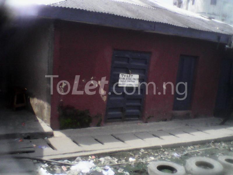 1 bedroom Self Contain for rent Ijoro Badia Ijora Apapa Lagos - 0
