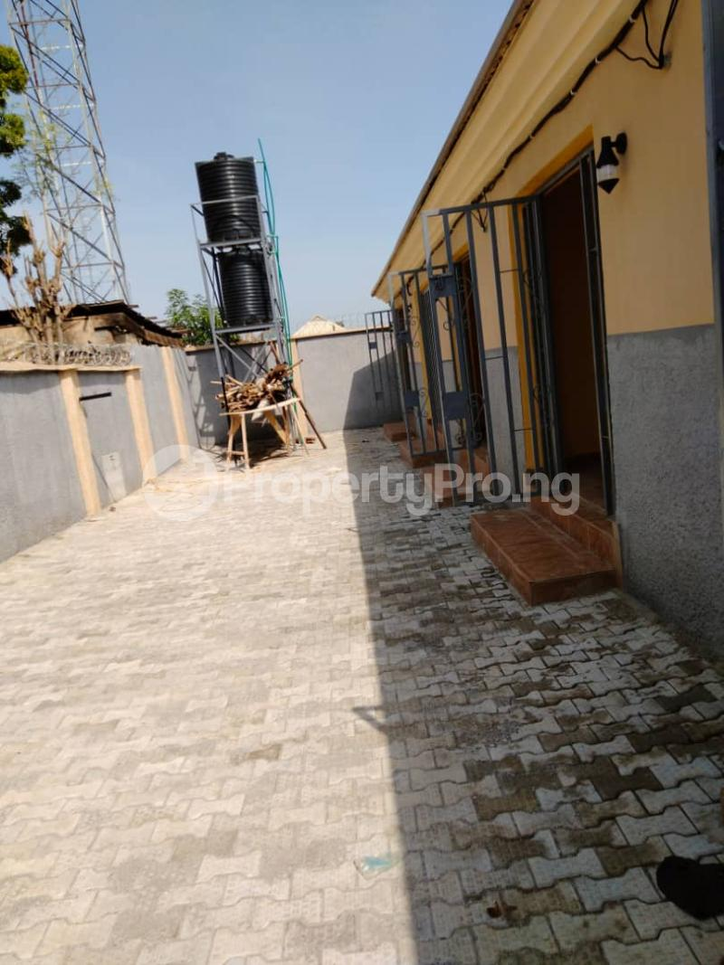1 bedroom Self Contain for rent Babagida Market, Lugbe,airport Road, Abuja Lugbe Abuja - 0