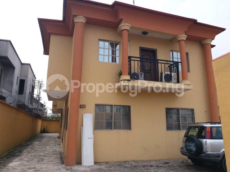 3 bedroom Flat / Apartment for rent Oladimeji Alo Lekki Phase 1 Lekki Lagos - 0