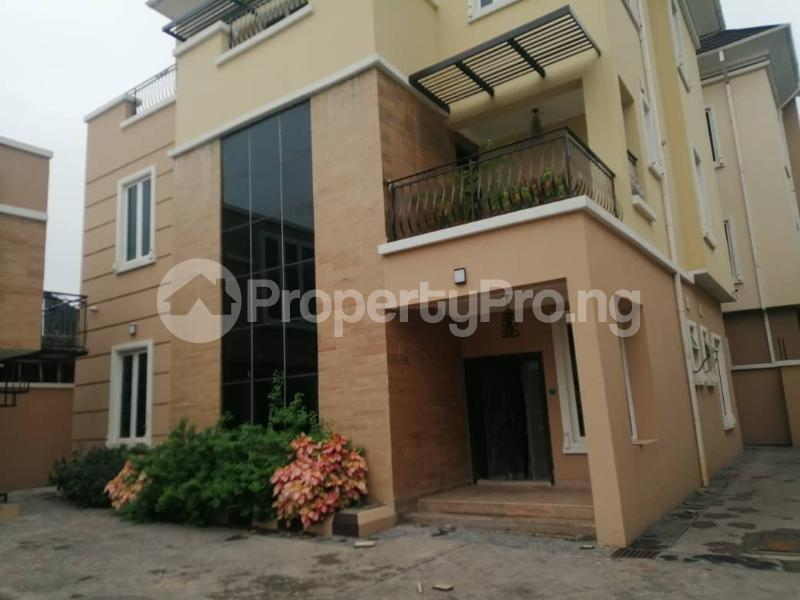 5 bedroom Detached Duplex House for sale Omole Phase 1 Omole phase 1 Ojodu Lagos - 1