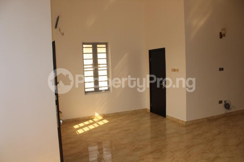 4 bedroom Semi Detached Duplex House for rent Chevron Drive chevron Lekki Lagos - 5
