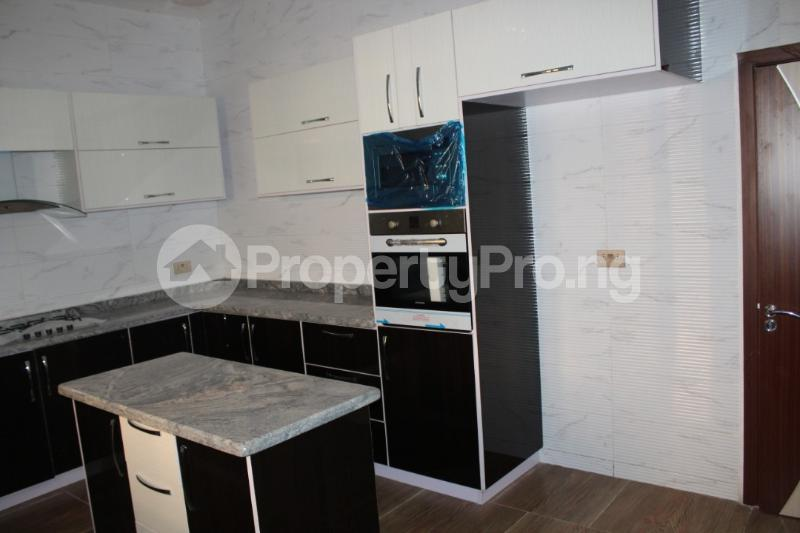 4 bedroom Semi Detached Duplex House for rent Chevron Drive chevron Lekki Lagos - 12