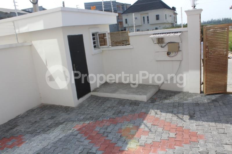 4 bedroom Semi Detached Duplex House for rent Chevron Drive chevron Lekki Lagos - 16
