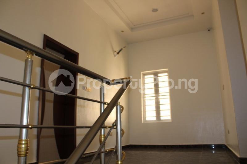 4 bedroom Semi Detached Duplex House for rent Chevron Drive chevron Lekki Lagos - 6