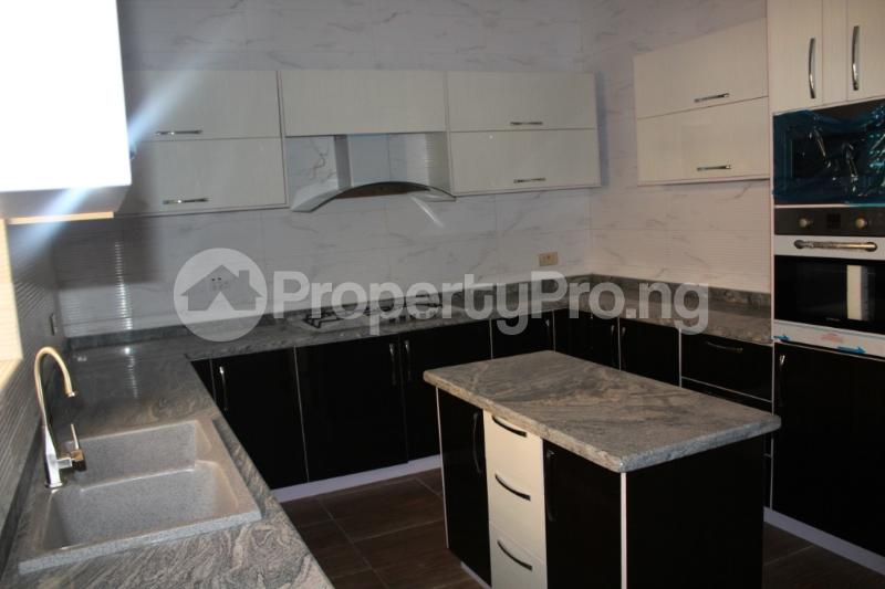 4 bedroom Semi Detached Duplex House for rent Chevron Drive chevron Lekki Lagos - 10