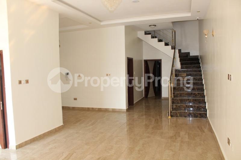 4 bedroom Semi Detached Duplex House for rent Chevron Drive chevron Lekki Lagos - 2