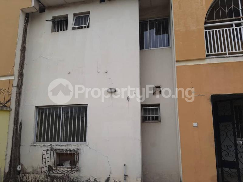 6 bedroom Semi Detached Duplex House for sale MKO Garden. Alausa Ikeja Lagos - 1