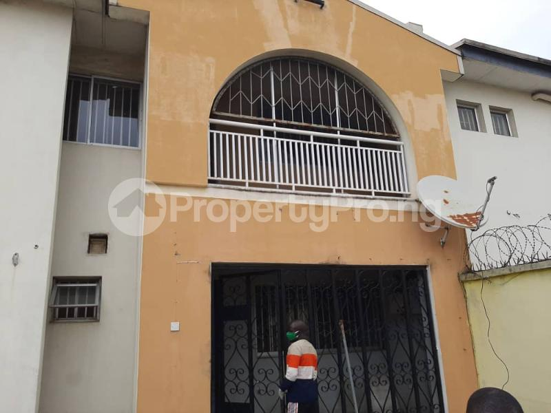 6 bedroom Semi Detached Duplex House for sale MKO Garden. Alausa Ikeja Lagos - 0