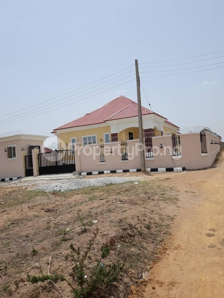 1 bedroom mini flat  Detached Bungalow House for sale idu station Idu Abuja - 0