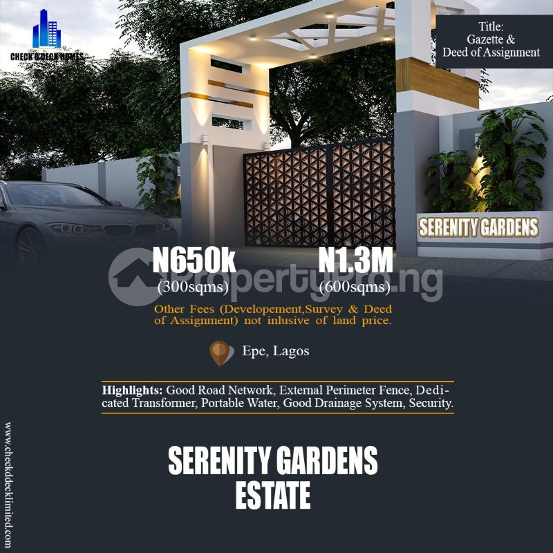 Residential Land Land for sale Epe Resorts and Spa Epe Road Epe Lagos - 5