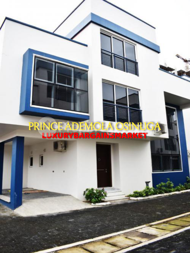 4 bedroom House for rent Central Ikoyi Old Ikoyi Ikoyi Lagos - 0