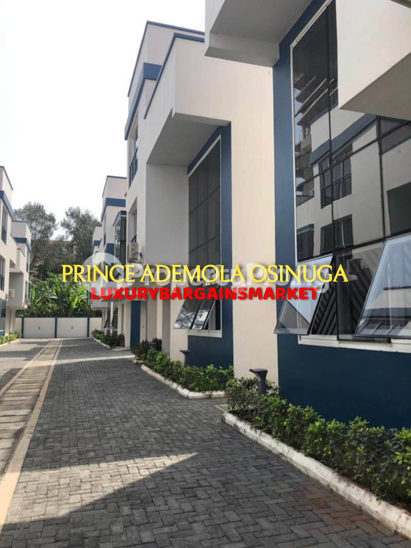 4 bedroom House for rent Central Ikoyi Old Ikoyi Ikoyi Lagos - 2