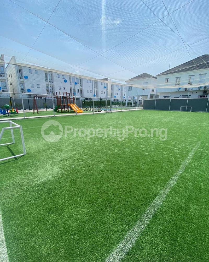 4 bedroom Semi Detached Duplex for sale Ikate Elegushi Lekki Phase 1 Lekki Lagos - 6