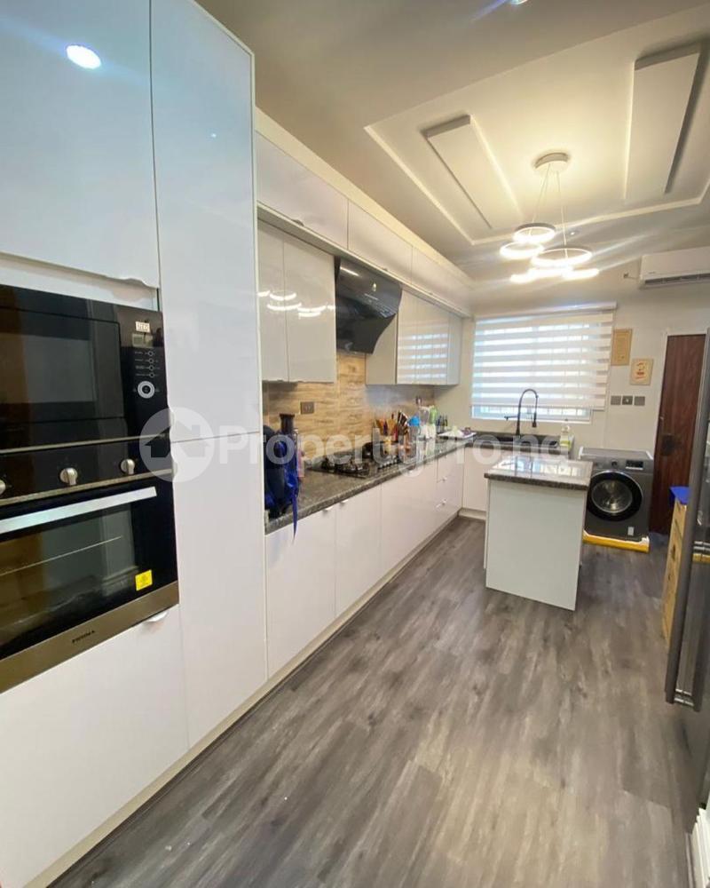 4 bedroom Semi Detached Duplex for sale Ikate Elegushi Lekki Phase 1 Lekki Lagos - 4