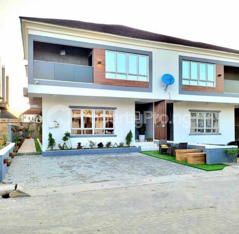 4 bedroom Semi Detached Duplex for sale By Vgc Lekki VGC Lekki Lagos - 0