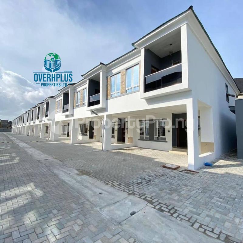 4 bedroom Terraced Duplex for sale By 2nd Toll Gate chevron Lekki Lagos - 7