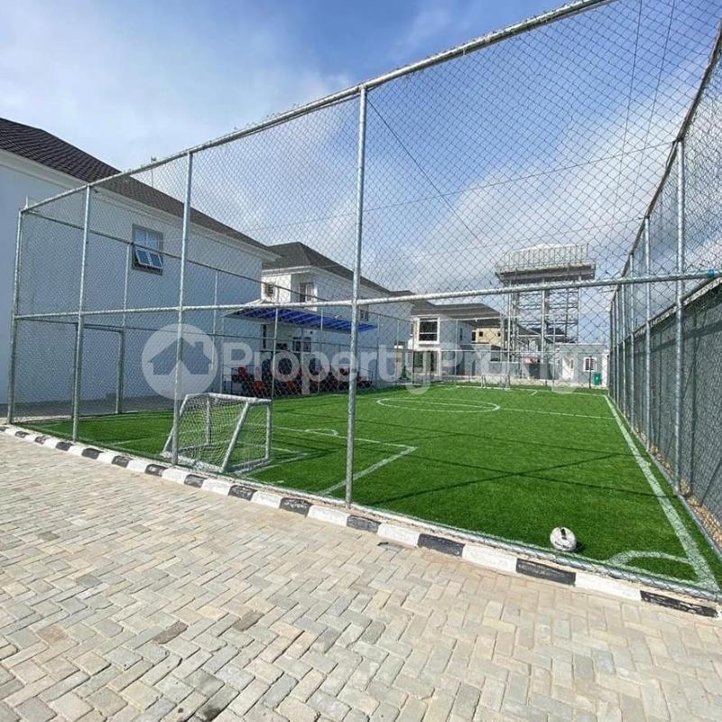 4 bedroom Terraced Duplex for sale By 2nd Toll Gate chevron Lekki Lagos - 9