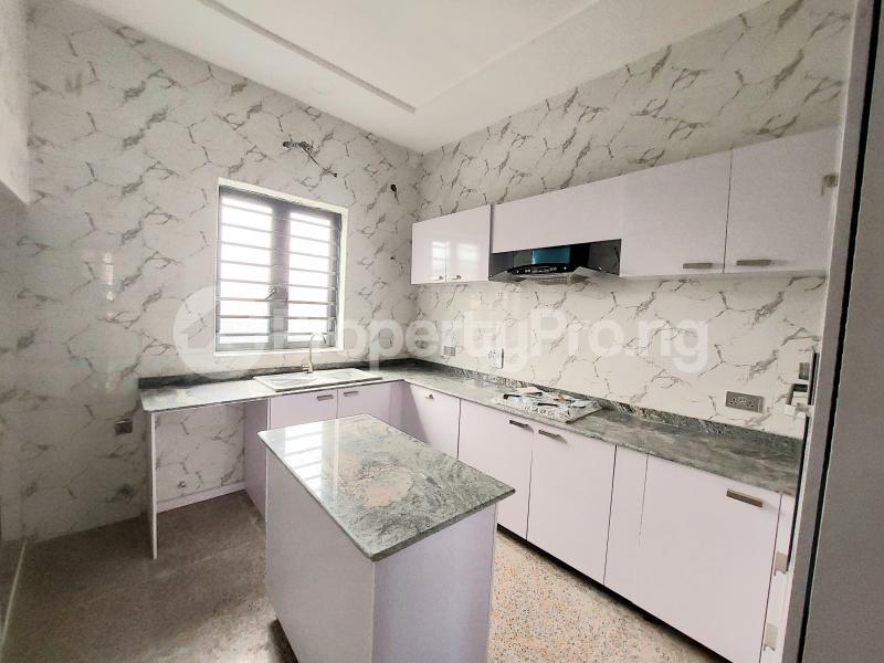4 bedroom Terraced Duplex for sale Orchid Hotel Road chevron Lekki Lagos - 3