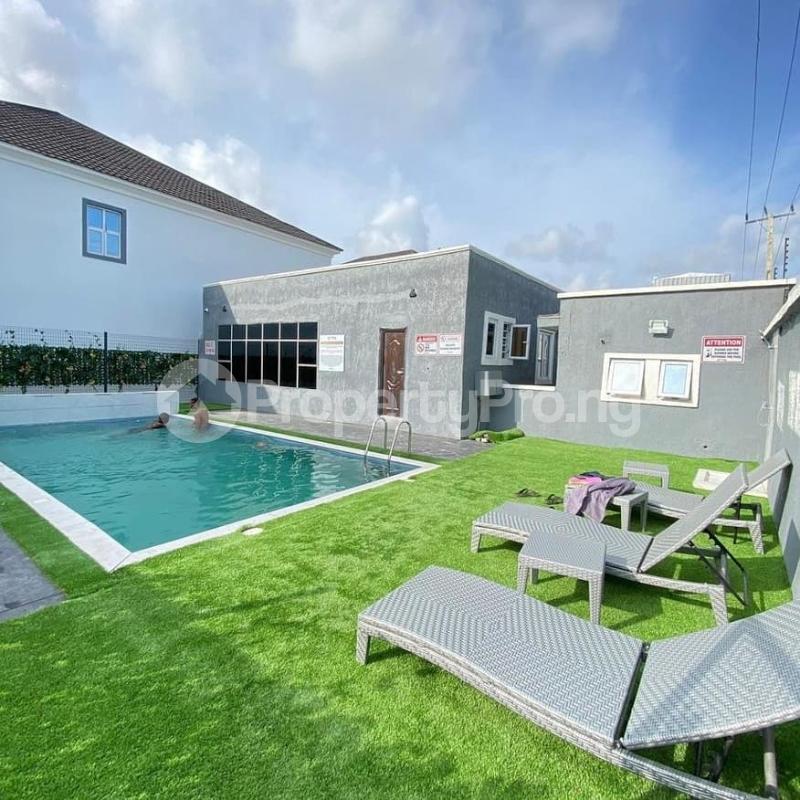 4 bedroom Terraced Duplex for sale By 2nd Toll Gate chevron Lekki Lagos - 8