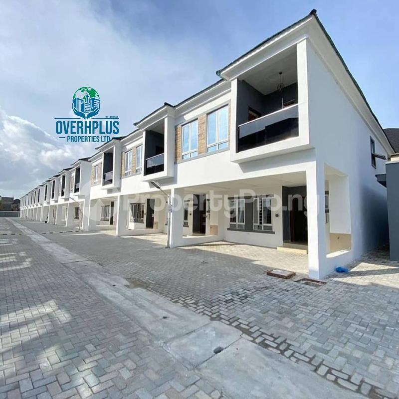 4 bedroom Terraced Duplex for sale By 2nd Toll Gate chevron Lekki Lagos - 0