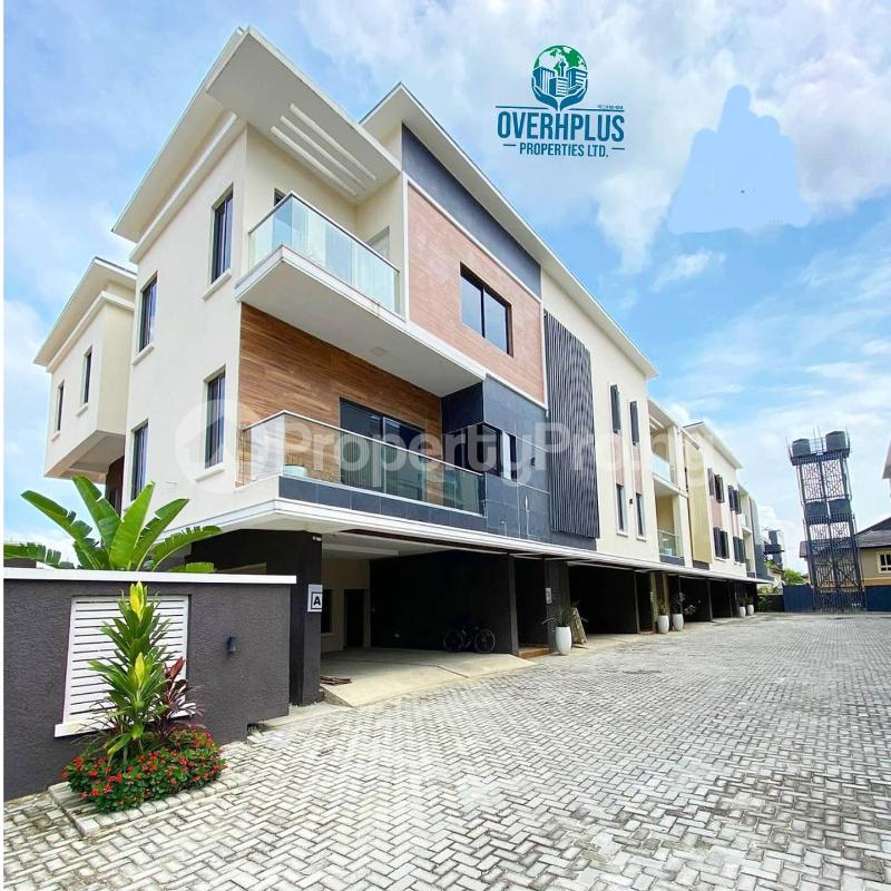 4 bedroom Terraced Duplex for sale Lekki Phase1 Lekki Phase 1 Lekki Lagos - 0